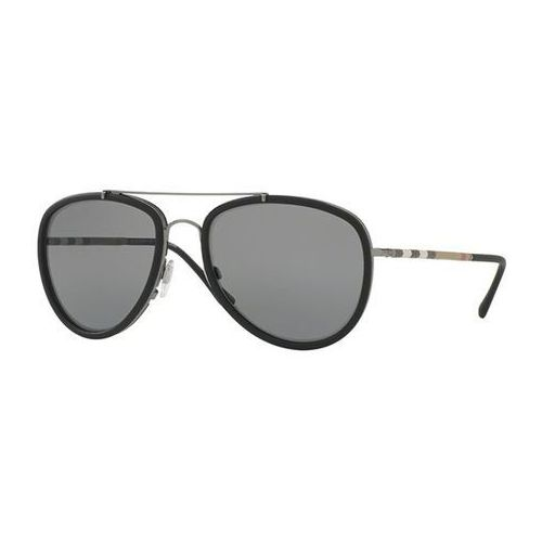 Burberry Okulary słoneczne be3090q polarized 1003t8