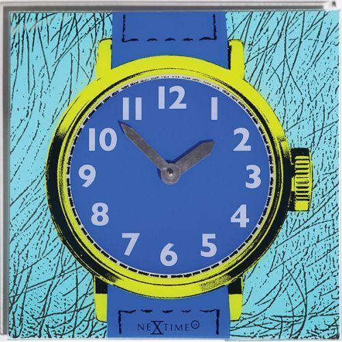 Nextime Zegar watch one 43x43 cm