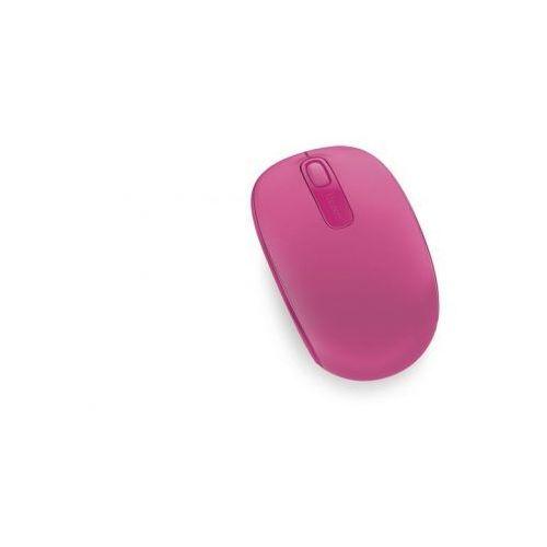 Mysz bezprzewodowa MICROSOFT 1850 Fioletowy