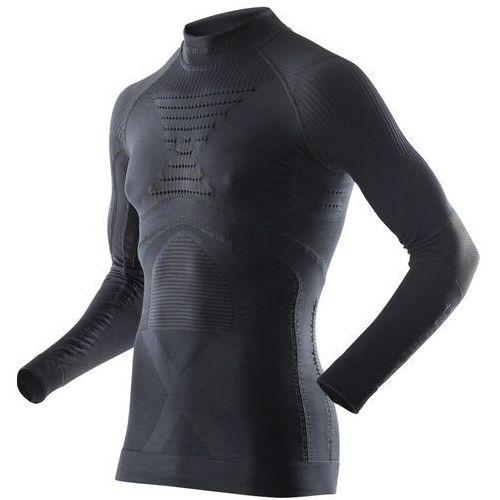 accumulator evo bielizna górna mężczyźni czarny s/m 2018 koszulki bazowe z długim rękawem marki X-bionic