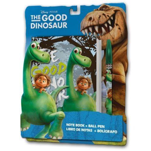 Notatnik i długopis dobry dinozaur marki Euroswan