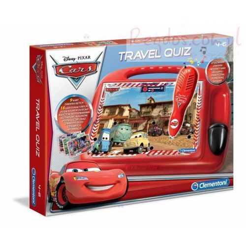 Auta Travel quiz - produkt z kategorii- Pozostałe gry towarzyskie