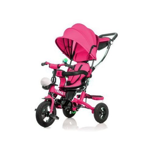 Kids motion Rowerek trójkołowy 6w1 różowy trike fix zm-99 - OKAZJE
