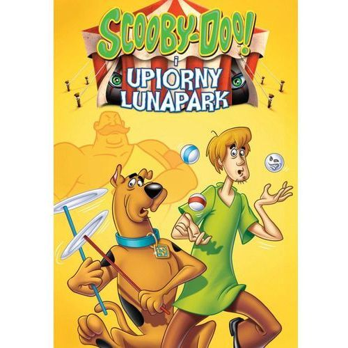 Galapagos Film  scooby-doo i upiorny lunapark scooby-doo and the creepy carnival (7321909322479)