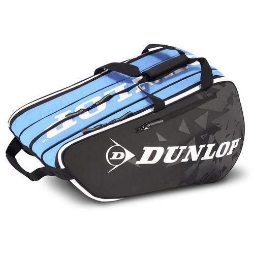 Dunlop termobag tour 2.0 10 rkt black blue