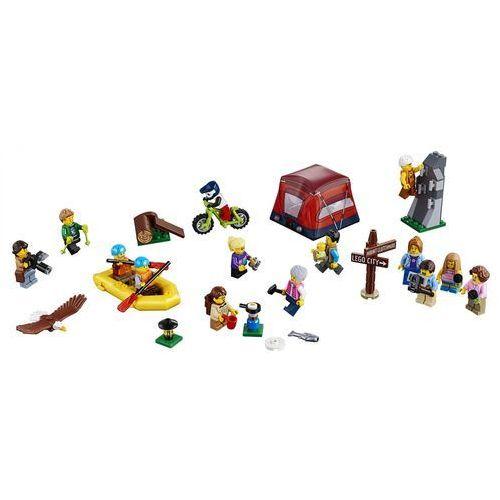 Lego CITY Niesamowite przygody people pack - outdoor adventures 60202