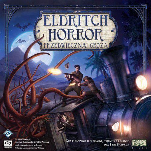 Eldritch horror od producenta Galakta