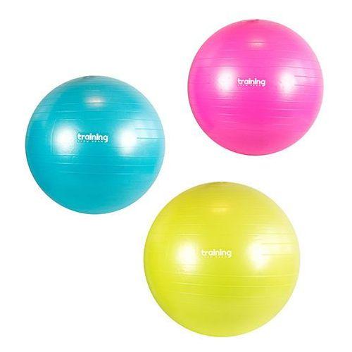 Piłka gimnastyczna 1.0 tsr 60 cm (niebieski) marki Trainingshowroom