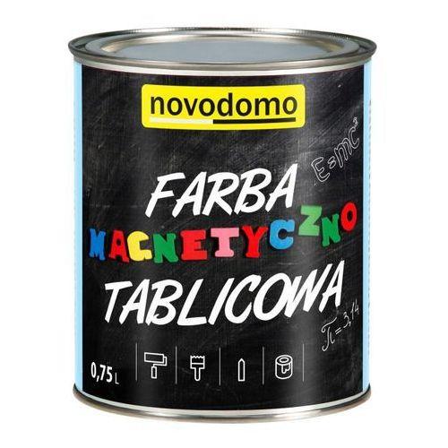 Novodomo Farba magnetyczno-tablicowa 0,75 l (5906725253477)