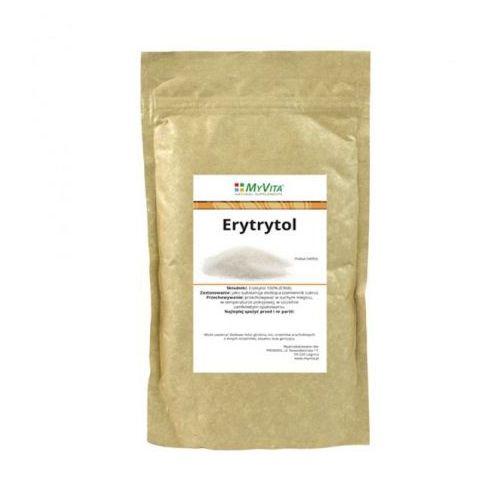 Erytrytol / erytrytol słodzik - 1000 g  marki Myvita