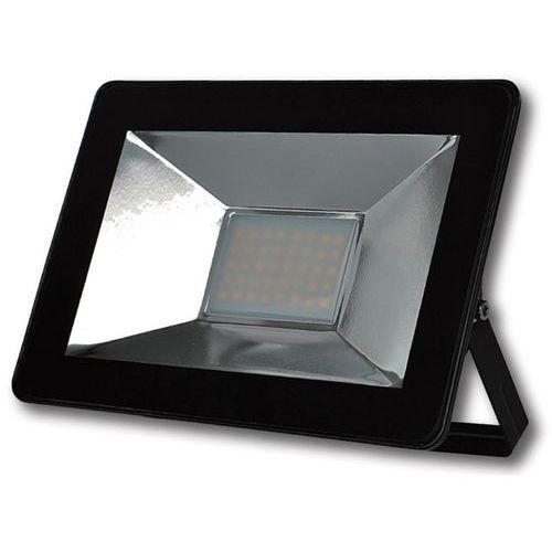oprawa lampa naświetlacz halogen led płaski 30w barwa zimna 0159 marki Kobi