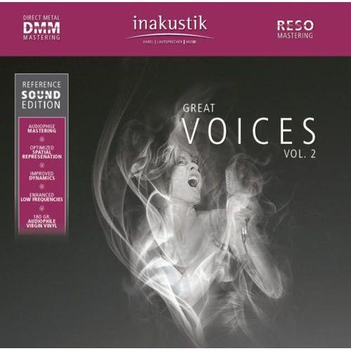IN-AKUSTIK GREAT VOICES, VOL. II (2 LP) (0707787750219)