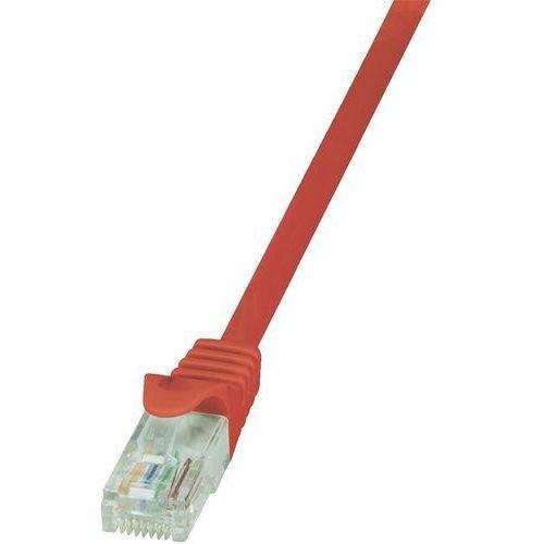 kabel utp kat.6 5.0m czerwony - blisko 700 punktów odbioru w całej polsce! szybka dostawa! atrakcyjne raty! dostawa w 2h - warszawa poznań marki Logilink