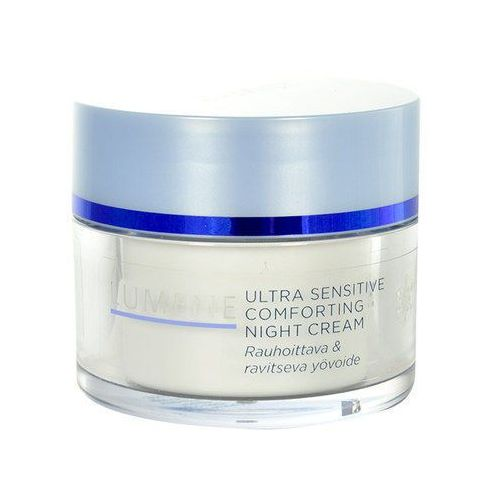Lumene Ultra Sensitive Comforting Night Cream - Kojący krem do twarzy na noc, 50 ml