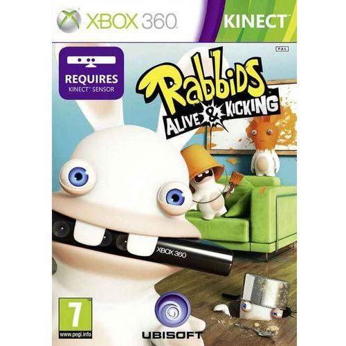 Szalone Króliki Na żywo i w kolorze na Xbox 360