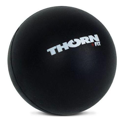 Piłka lacrosse do masażu cf crossfit czarna marki Thorn+fit