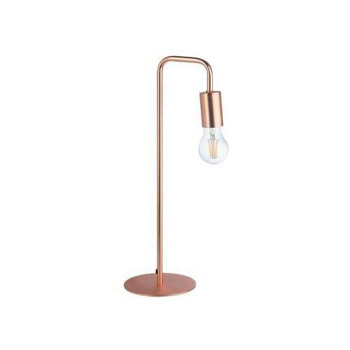 Inspire Lampa stołowa lana 60w e27 miedź