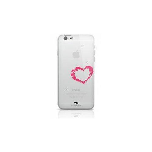 Obudowa dla telefonów komórkowych  lipstick heart dla iphone 6 (wd-1310lip61) marki White diamonds