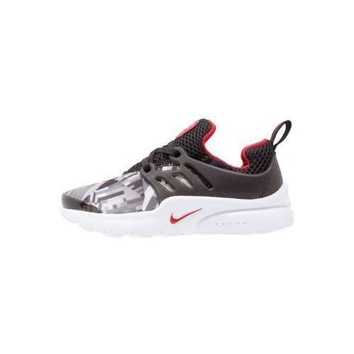 Nike Sportswear PRESTO Tenisówki i Trampki black/gym red/wolf grey/white (0823233428997)