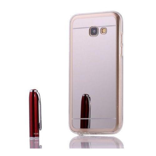 Slim Mirror Case Srebrny | Etui dla Samsung Galaxy A3 2017 - Srebrny