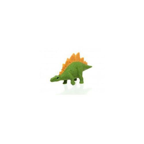 Iwako Gumka do ścierania - jasnozielony stegozaur
