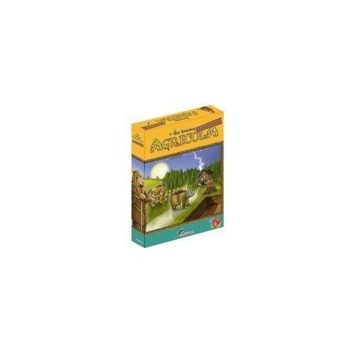 Agricola: torfowisko. rozszerzenie do gry planszowej marki Lacerta