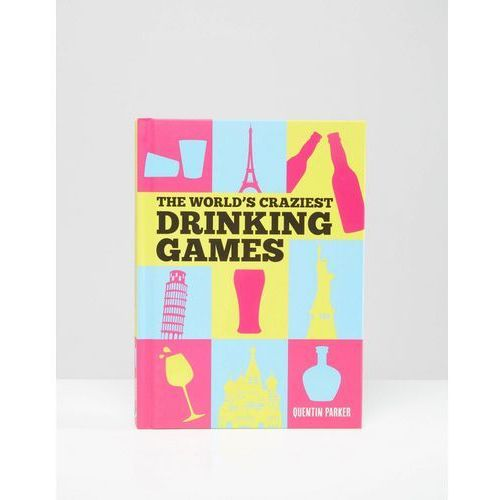 Books The world's craziest drinking games book - multi