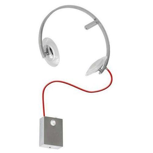 Milagro Kinkiet lampa ścienna tune 0018 dekoracyjna oprawa led 10w słuchawki