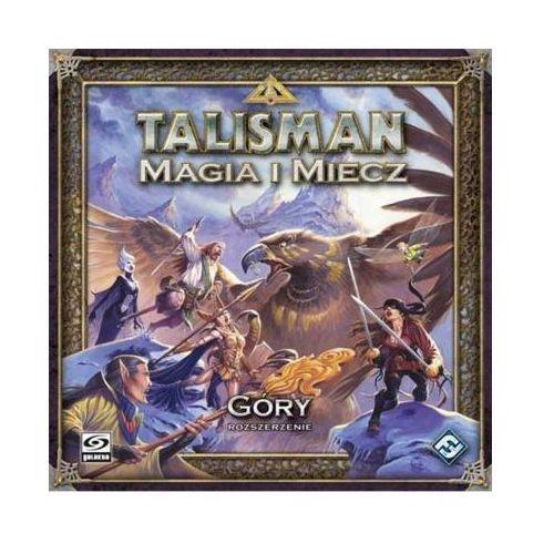 Gra talisman magia i miecz - góry marki Galakta