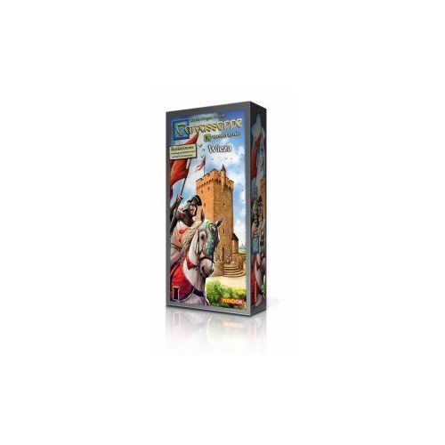 Carcassonne: Wieża. Edycja Polska. Dodatek do Gry Planszowej