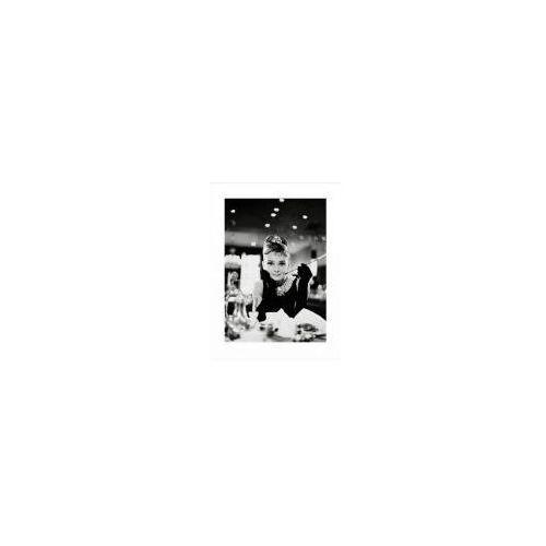 Audrey Hepburn (Breakfast At Tiffany's B&W) - reprodukcja, PPR40002