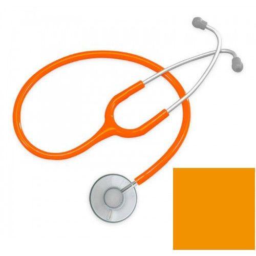 Stetoskop anestezjologiczny Spirit Majestic MA603CP - pomarańczowy
