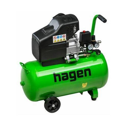 Hagen Kompresor olejowy ttdc50l 50 l 8 bar