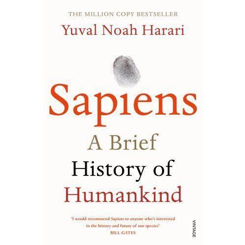Yuval Noah Harari, Sapiens a brief history of humankind