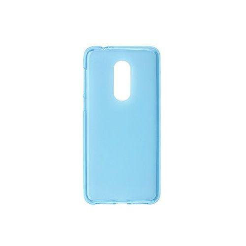 Vodafone Smart N9 - etui na telefon FLEXmat Case - niebieski