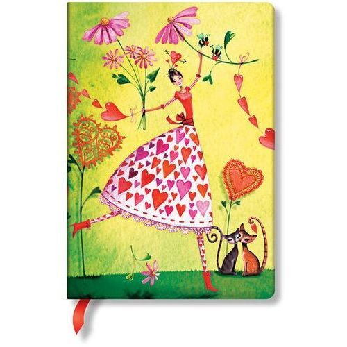 Notatnik valentina midi - marki Paperblanks
