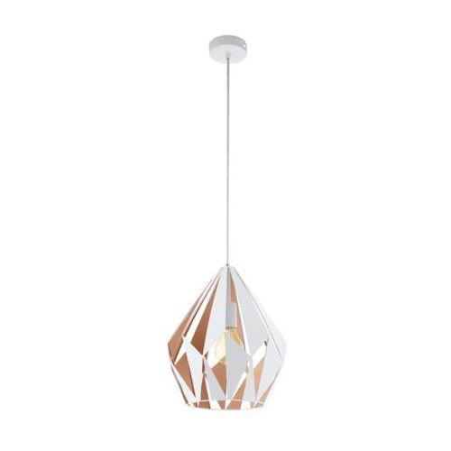 Carlton 1 49932 lampa wisząca vintage loft eglo marki Eglo vintage