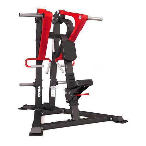 Maszyna do ćwiczeń mięśni najszerszych grzbietu Seated Low Row 905PLLR TKO