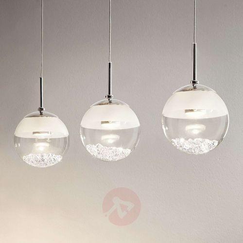 Eglo 93784 - Lampa wisząca MONTEFIO 1 LED 3X5W/230V (9002759937843)