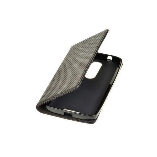 Etui smart w1 do lenovo moto x force xt1580 czarny - czarny marki Zalew mobile
