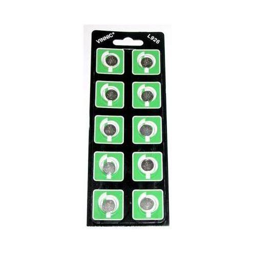 10 x bateria alkaliczna mini Vinnic G7 / AG7 / L926 / SR926 / SR57 / 399 / 543 / 35 / RW413