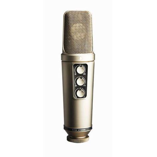 Rode NT2000 Mikrofon pojemnościowy