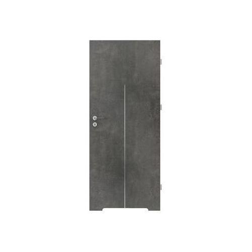 Skrzydło drzwiowe LINE H.14 70 prawe PORTA