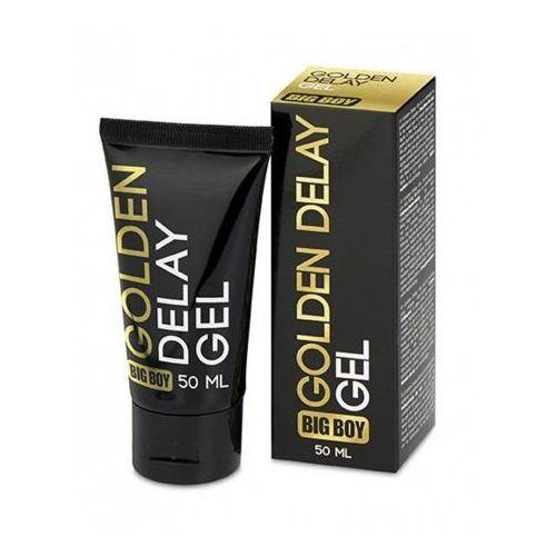 Golden delay żel bigboy 50 ml 543494 marki Cobeco pharma