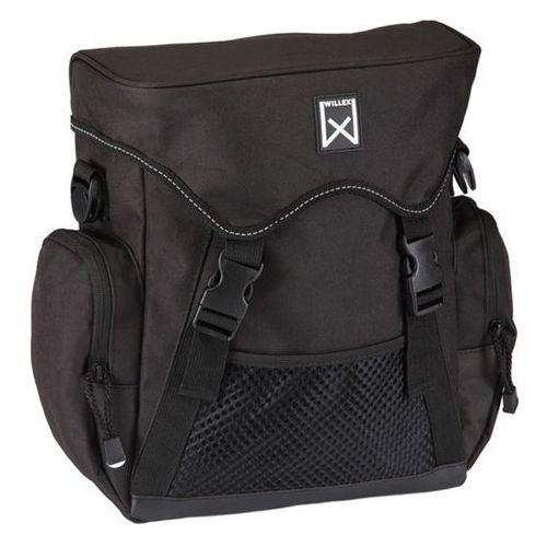 Willex Sakwa rowerowa XL, 17 L, czarna 13501 (5425023130766)