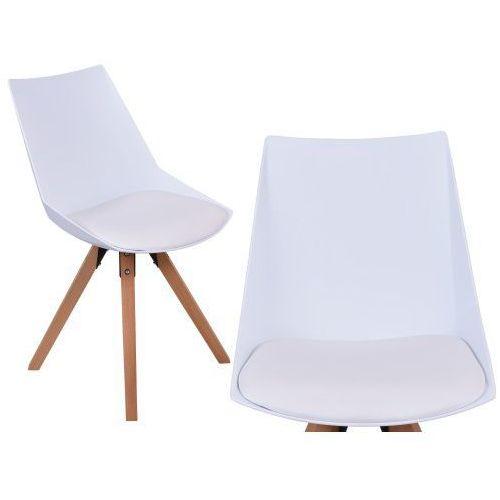 Krzesło Alia - biały