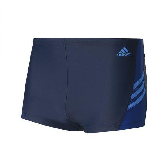 Adidas performance inspiration kąpielówki collegiate navy/blue