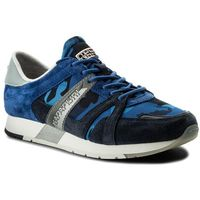 Sneakersy - rabari 16833621 blue camo print n652 marki Napapijri