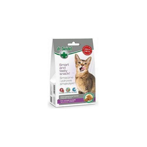 Smakołyki Dr Seidla na świeży oddech dla kota 50g (5901742001025)