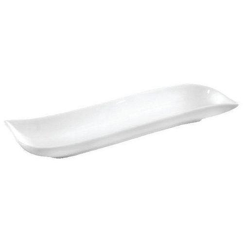 Naczynie na przystawki porcelanowe KUBIKO/FALA